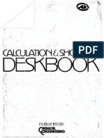 Calculation Desk Book