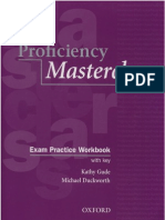 Proficiency Masterclass Exam Practice Workbook With Key
