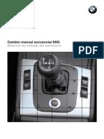 Cambio Manual SSG-MT