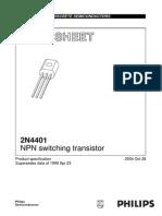 Transitor NPN Q324 Datasheet Book