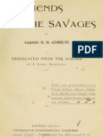 Cerutti, 'My Friends the Savages'