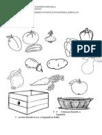 0 Coloreaza Fructele Si Legumele