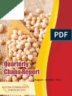 Chana Quarterly Report