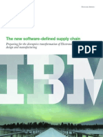 The new software-defined supply chain, 2013
