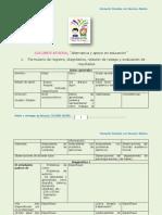 Formulario de Registro, diagnóstico, relación de rezago y otros REA
