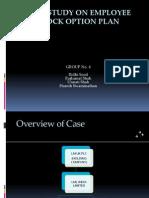 Esop Case Study -Ppt