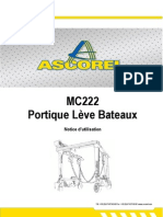 Ascorel Calculateur 250T Notice