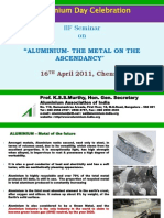 Iif Aluminium Day Chennai 16th April 2011