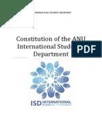 ISD Constitution