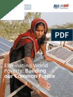 Building Our Common Future