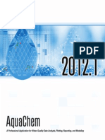 AquaChem Manual