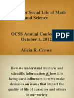 Crowe Math and Ss 2012 Ocss