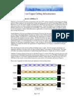 Gigabit Ethernet Over Copper White Paper