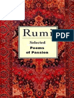 Rumi - Poems of Passion (Selected) - Jalal Ad-Din Muhammad Rumi (1207-1273)