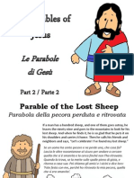 Le Parabole di Gesù, Parte 2 - Parables of Jesus pt 2
