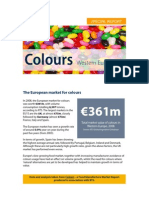 Colours - Europe