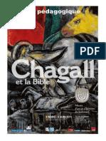 Chagall Et La Bible Dossier Pedagogique