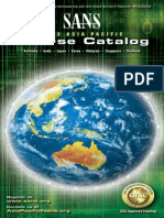 Apac 2013 Cou11rse Catalogue