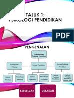 Tajuk 1 Konsep Psikologi Pendidikan