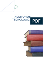 Auditorias tecnologicas