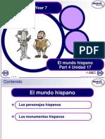 Unidad 17 El Mundo Hispano Part 4