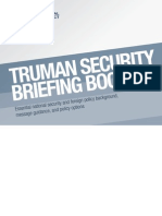(U) Truman Security Briefing Book Ed. 5 (Truman National Security Project, Jul13)