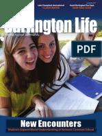 International Children's School Featured in South Burlington Life Magazine (p.18)