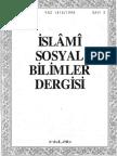 Sirâç Hüseyin - İslâmî Bilim Formel Bir Disiplin Teşekkülü - Tercüme Bedri Gencer 1994