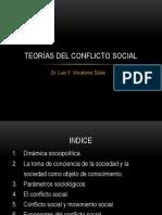TEORÍAS DEL CONFLICTO SOCIAL