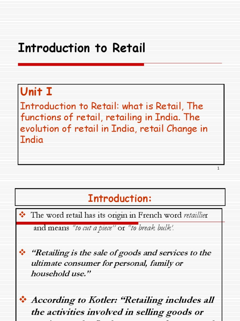 what are the functions of retailing