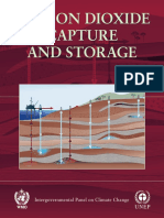 Carbon Dioxide Capture Storage