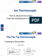 thermocouple  Skin type