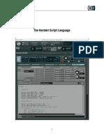 Kontakt Script Language