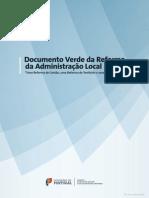 Documento Verde da Reforma da Administração Local