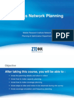 Radio Network Planning(Revised)