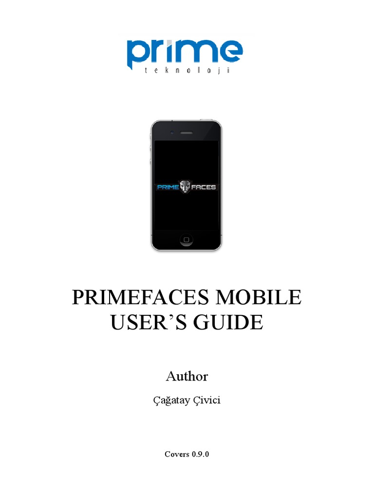 Primefaces Mobile Users Guide 0 9 | Boolean Data Type | Java