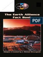 Babylon 5 RPG (1st Ed.)-The Earth Alliance Fact Book