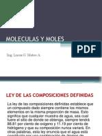 Quimica 04 - Moléculas y Moles