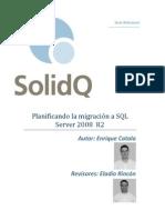 Planificando La Migracion de SQL Server 2000 2005 a SQL Server 2008 R2