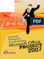 1702_Panduan Mengelola Proyek Dengan Microsoft Office Project 2007