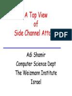 AdiShamir SCA
