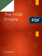 arab empire period 1