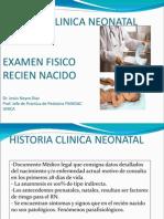 Hc - Examen Fisico Neo 2012