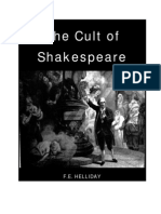 The Cult of Shakespeare (Frank E. Halliday, 1960)