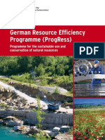 German Resource Efficiency Program