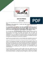 Santillana - Ultra izquierda a través del ANA intenta desestabilizar inversiones en Chilca