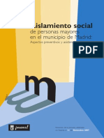 Aislamiento Social de Mayores