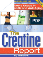 The Creatine Report