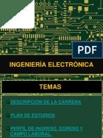 ING. ELECTRÓNICA-UNAM VS TEC DE MONTERREY