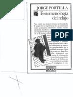 PortillaFenomenologia Del Relajo
